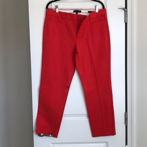 Banana Republic Sloan Cropped Pants